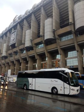 Inter Braga Madrid