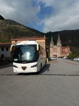 viagens e aluguer de autocarros